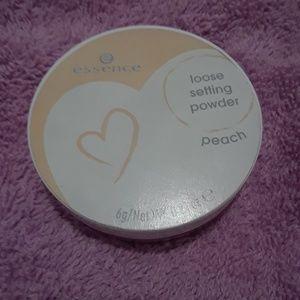 Essence Loose Setting Powder Peach